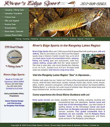 Rangeley Lakes Region Sporting Goods and Outfitter